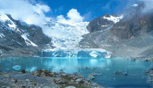 laguna_glaciar_bolivia